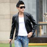 Фото 49: Мужской кожаный пиджак