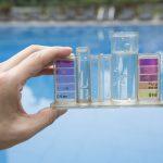 Фото 19: Химические пробы на состояние загрязнения воды
