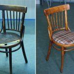 Фото 22: Реставрация стульев