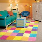 Фото 32: Разноцветный коврик в детской