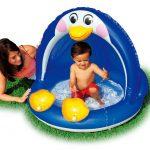 Фото 21: Надувной бассейн в виде пингвинчика