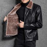 Фото 29: Зимняя кожаная куртка на меху