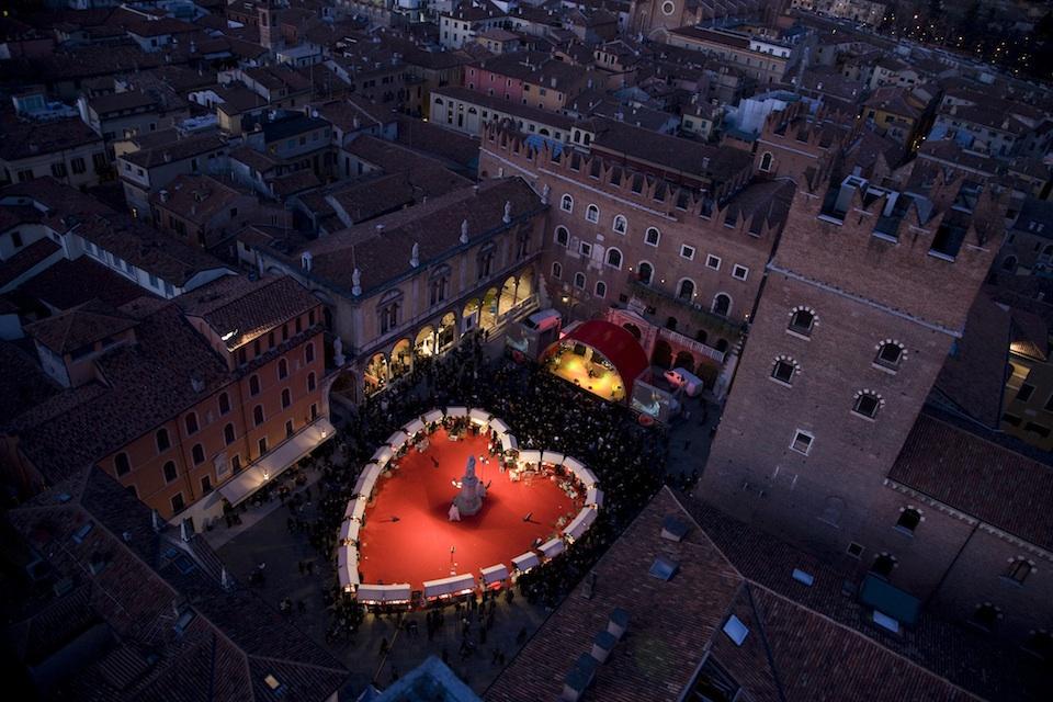 Карнавал любви в Вероне