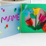 Фото 73: Открытка маме на 8 Марта с цветами