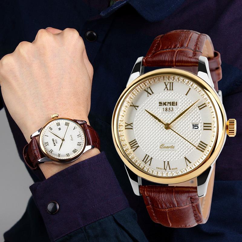 классические часы мужчине в подарок