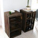 Фото 23: Мебель из ящиков своими руками