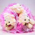 Фото 86: Букет из мягких игрушек в подарок