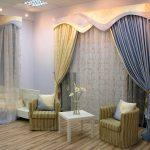Фото 39: Двусветные шторы в спальне и шторы балдахин