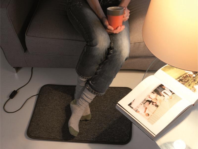 Электрический коврик для ног