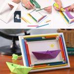Фото 74: Как делать картину с объемным корабликом