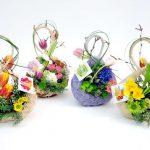 Фото 78: Открытки с живыми цветами на 8 марта
