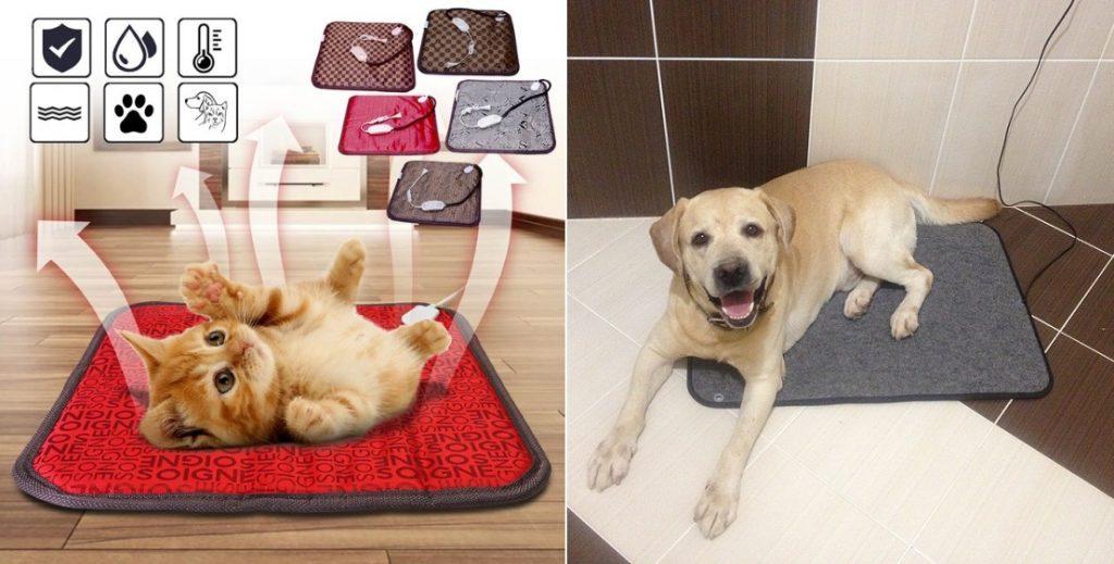 Электрические коврики для животных