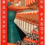 Фото 46: Советский плакат международный день работниц