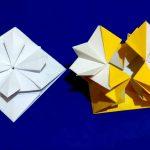 Фото 22: Открытка в технике оригами на 8 Марта