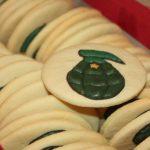 Фото 47: Купить печенье с гранатой на 23 февраля