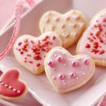 Фото 45: Печенье на 14 февраля