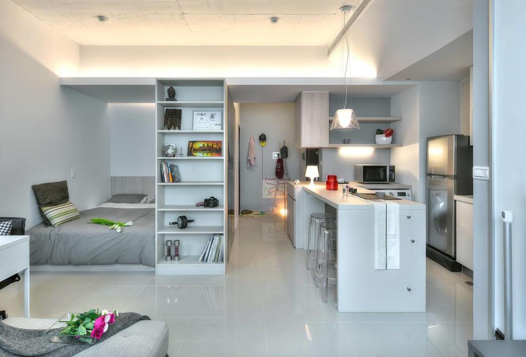 Планировки квартир студий 30 кв. м в последнее время стали весьма востребованы на рынке недвижимости