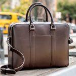 Фото 89: Качественный кожаный портфель в подарок мужчине