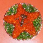 Фото 54: Салат советская звездочка на 23 февраля
