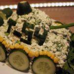 Фото 37: Приготовить салат танк на 23 февраля