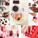 Фото 12: Изготовление шоколадных конфет своими руками