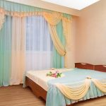 Фото 31: Дизайн штор для спальни