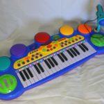 Фото 65: подарить синтезатор с микрофоном для детей