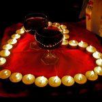 Фото 47: Свечи на 14 февраля