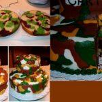 Фото 50: Как приготовить торт с камуфляжем своими руками на 23 февраля
