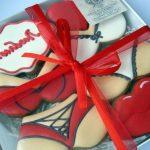 Фото 37: Забавное печенье на 14 февраля
