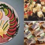 Фото 52: Как красиво выложить закуску к 23 февраля