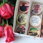 Фото 47: Кексы с фото