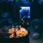 Фото 72: Романтический вечер дома
