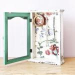 Фото 43: Подставка-шкафчик для украшений для девочек