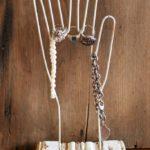 Фото 42: Вешалка для украшений из проволоки из проволоки