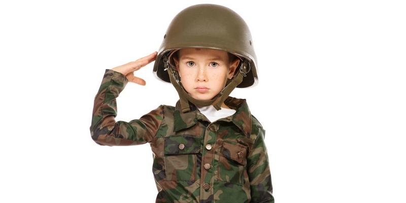 Как провести день Защитника Отечества для детей