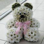 Фото 78: Игрушка из цветов на пиафлоре
