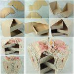 Фото 44: Как сделать шкатулку для мелочей своими руками