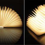 Фото 47: Светильник книга в подарок учителю