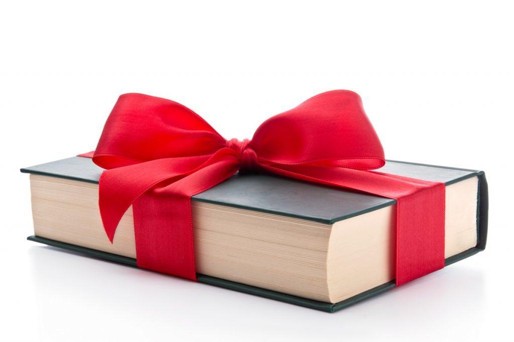 Подарить книгу