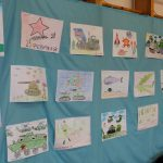 Фото 23: Конкурс рисунков ко Дню Защитника Отечества в школе