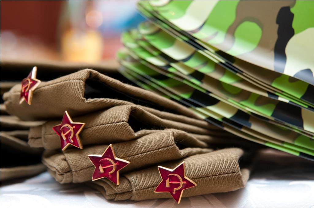Как организовать корпоратив на День Защитника Отечества