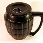 Фото 24: Мужской сувенир кружка–граната ко Дню Защитника Отечества в подарок