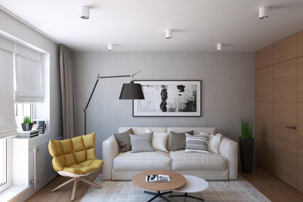 Дизайн маленькой гостиной фото 2017 современные идеи