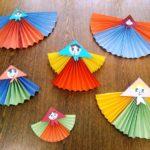 Фото 87: Сделать куколки-масленицы из бумаги