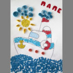 Фото 60: Сделать открытку с аппликацией на День Защитника Отечества своими руками