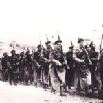 Фото 31: Отряд красногвардейцев февраль 1918 год