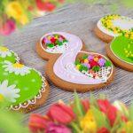 Фото 59: Подарочное печенье на 8 Марта