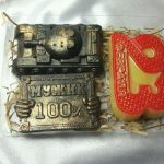 Фото 29: подарочное мыло на 23 февраля