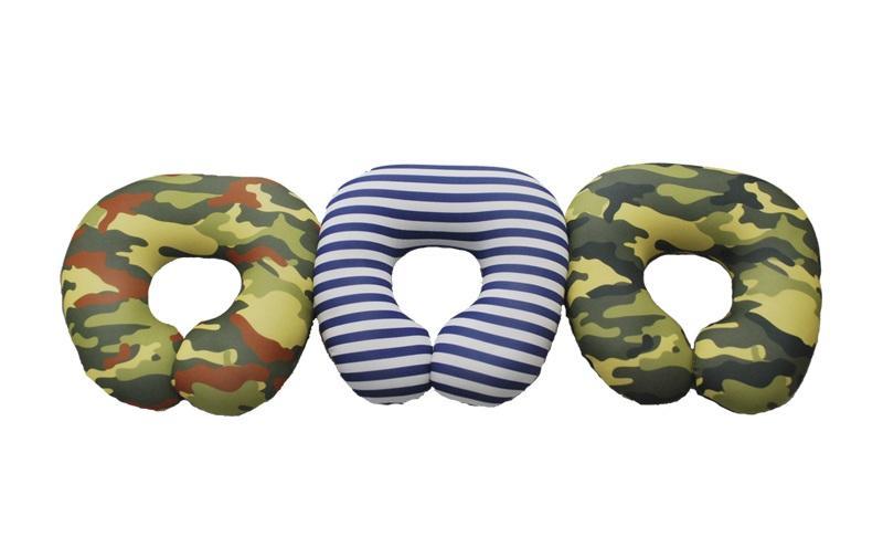 Подарить подушки под голову для шеи на 23 февраля для разного рода войск
